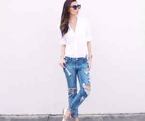 fashion, fashion blogger, and lookbook image