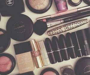 makeup, mac, and chanel image