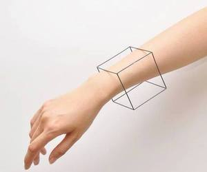 cube, jewels, and prism image
