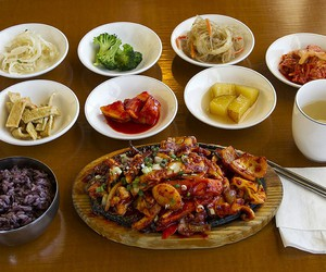 korean food sidedish image