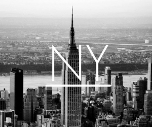 new york, city, and ny image