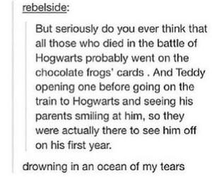 feels, harry potter, and hp image