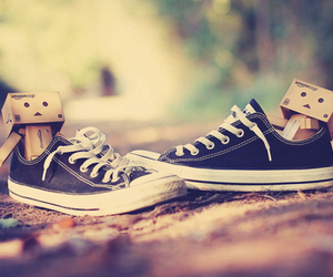 danbo, shoes, and converse image