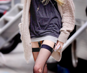 Taylor Momsen, skinny, and legs image