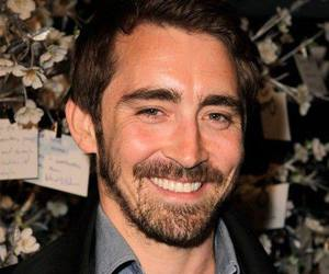 beautiful, lee pace, and moustache image