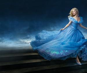 cinderella, movie, and princess image