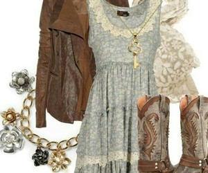 country fashion image