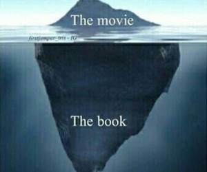 yeah babe, booook!!!, and moviee! image