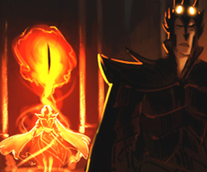 LOTR, sauron, and tolkien image