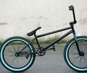 bmx, bike, and street image
