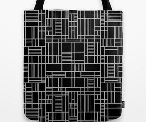 black, grid, and lines image