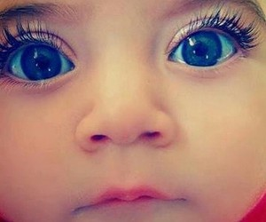 baby cute eyes adorable image