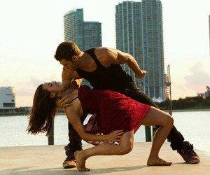 dance, love, and step up image