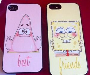 spongebob, patrick, and best friends image