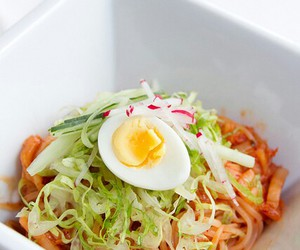 bibim korean noodles image