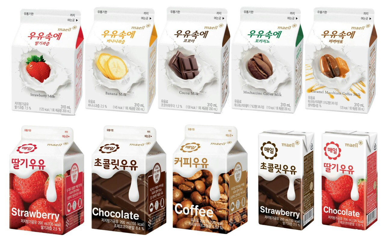 korean milk image