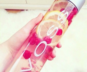 water, voss, and healthy image