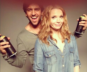 couple, fun, and karoline herfurth image