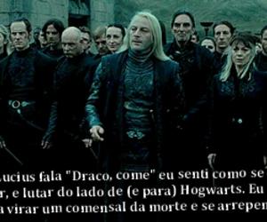 draco malfoy, harry potter, and tumblr image