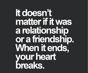 broken, friendship, and Relationship image