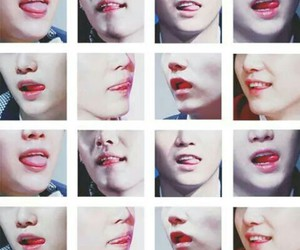bts, suga, and lips image