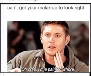 supernatural, spn, and dean winchester image