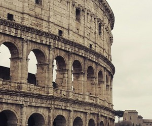 archeology, colosseo, and colosseum image