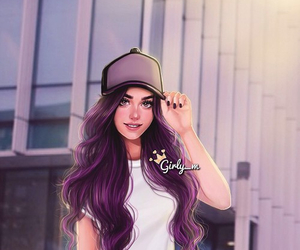 girly_m, art, and drawing image
