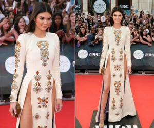 dress and kendall jenner image