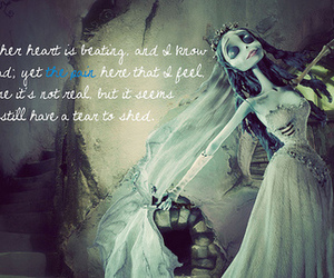 corpse bride, quote, and text image