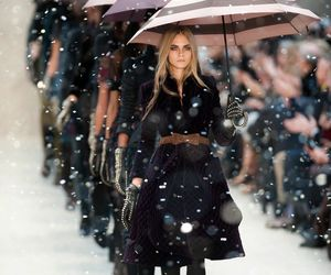 fashion, model, and winter image