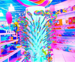 bright, candy, and neon image