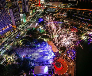 festival and ultra music festival image