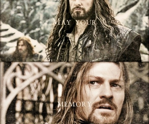 LOTR, richard armitage, and the hobbit image