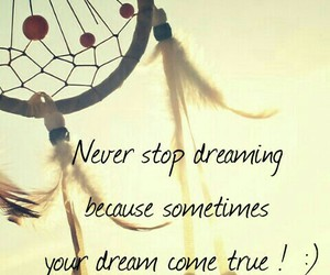 dreams, inspiration, and positive image