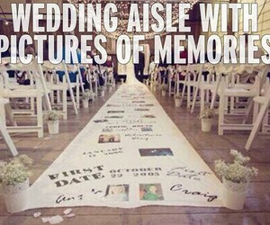 wedding, memories, and love image