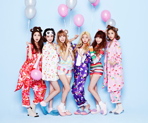 girl group, kpop, and rookie image