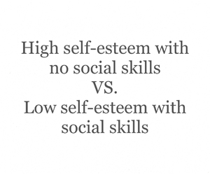 quote, self-esteem, and worthless image