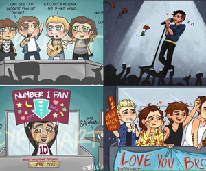 adorable, beautiful, and 1d image