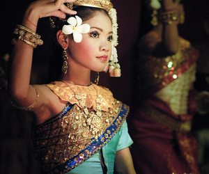 asian, Cambodia, and cambodian image