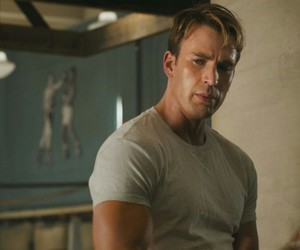 steve rogers and c☆ptain america image