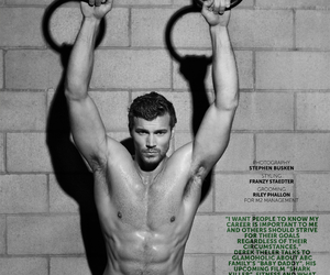 abs, Hot, and derek theler image