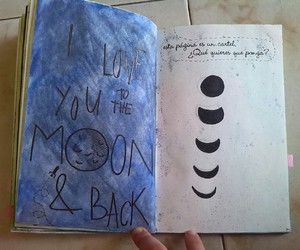 draw, wrek this journal, and destroza este diario image