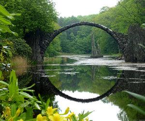 nature, lake, and river image