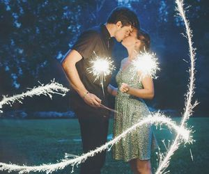 beautiful, romantic, and Spark image