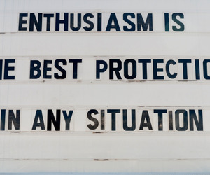 quote and enthusiasm image