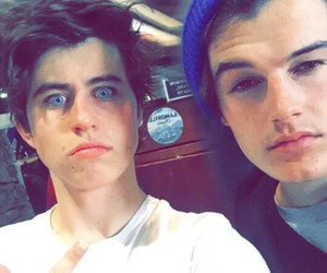nash grier and kenny holland image