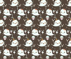 pattern, background, and ghost image