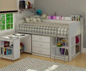 loft bed, loft beds, and lofted bed image
