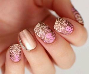 nail art, nails, and маникюр image